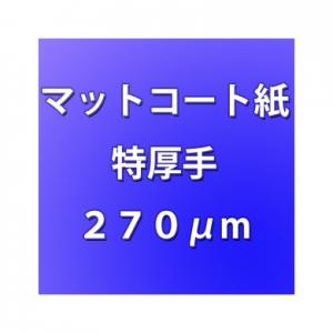 MATTCOAT270